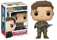 Pop Wonder Waman Movie Steve Trevor