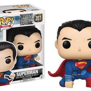 Pop Justice League Movie Superman