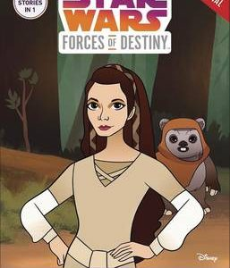Star Wars Forces of Destiny Daring Adv Leia