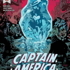 Captain America 698 Leg