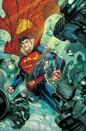 Superman 41 var ed