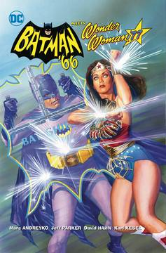 Batman 66 Meets Wonder Woman 7 Tp