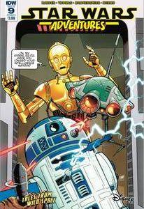 Star Wars Adventures 9 Cvr A