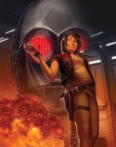 Star Wars Dr Aphra 19