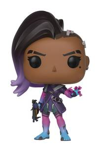 Pop Ovewatch Sombra vinyl fig