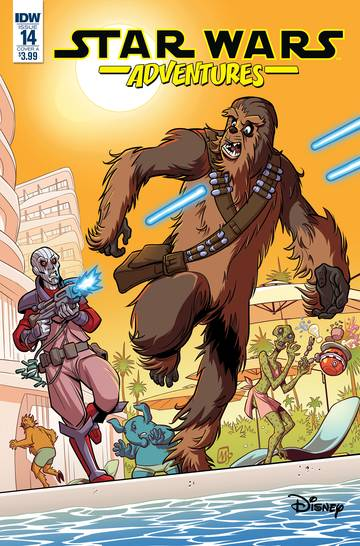 Star Wars Adventures 14 Cvr A