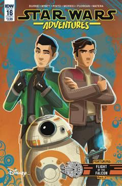 Star Wars Adventures 16 Cvr A