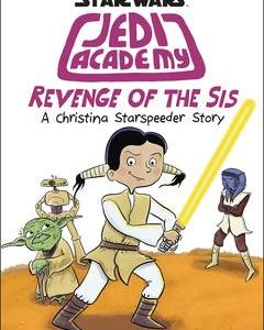 Sta Wars Jedi Academy Yr Hc Vol 07 Revenge of the Sis