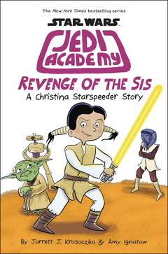 Sta Wars Jedi Academy Yr Hc Vol 07 Revenge of the Sis