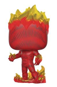 Pop Marvel 8oth First Appearance Human Torch Vinyl Figure
