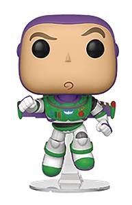 Pop Toy Story 4 Buzz Lightyear Vinyl Figure