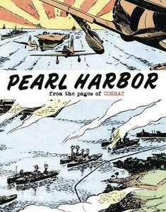 Pearl Harbor From Pages of Combat Glanzman Cvr