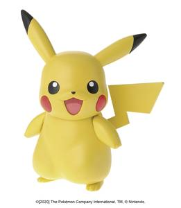 Pokemon Pikachu Bandai Model Kit
