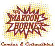 The Maroon Hornet Comics and Collectibles