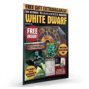 White Dwarf magazine December