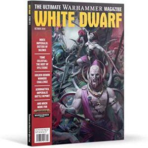White Dwarf Magazine Oct