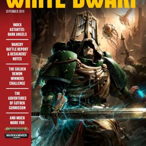 White Dwarf Magazine September