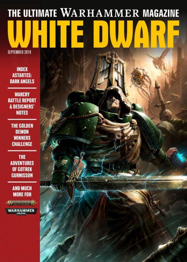 White Dwarf Magazine September