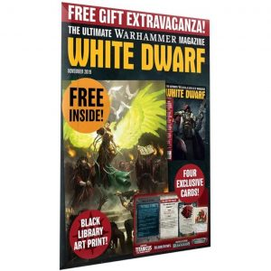 White Dwarf Magazine Nov