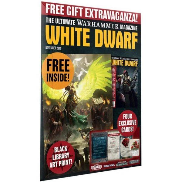White Dwarf Magazine Nov